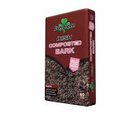 Evergreen Irish composted bark 60L.